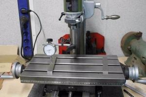 Homemade Mini CNC Mill - HomemadeTools net