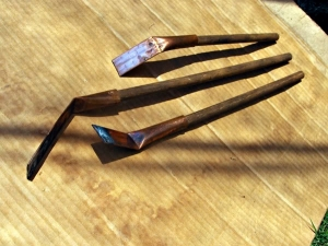 Copper Backing Tools