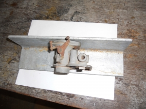 Carburetor Bushing Fixture