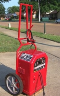 Lincoln 225 Welder Cart