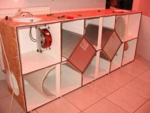 Homemade Heat Exchanger - HomemadeTools.net