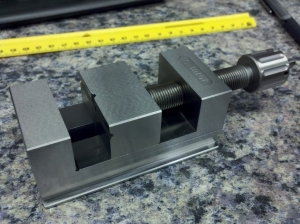 Small Tool Vise