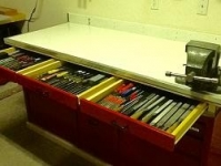 Workbench and Tool Chest