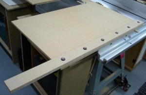 Homemade Panel Cutting Sled Homemadetools Net