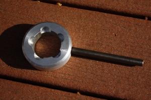 Lambretta Clutch Holding Tool