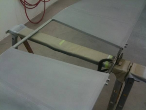 Stabilizer Painting Jig