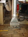 Floor-Level Dust Collector