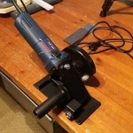 Angle Grinder Modification