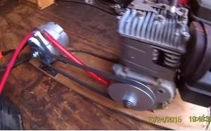 Homemade Generator - HomemadeTools.net