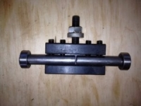 Lathe Truing Attachment