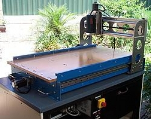 Gantry Router