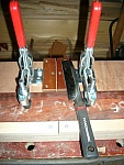 Guitar Fretboard Cutting Jig