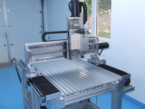CNC Vertical Mill