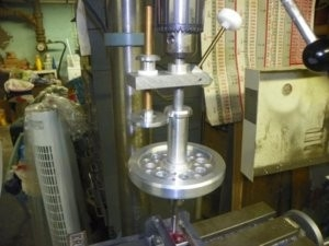 Drill Press Tapper
