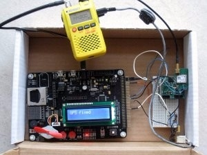 Homemade APRS Tracker - HomemadeTools net