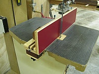 Bandsaw Resaw Fence