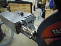 End Mill Sharpening Jig