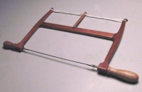 Miniature Bow Saw