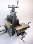 Cross Slide Vise