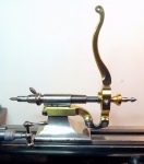 Lathe Tailstock Lever