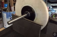 Grinding Wheel Balancing Method