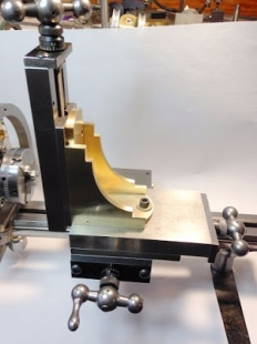 Lathe Cross Slide