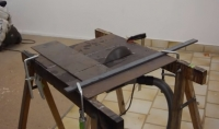 Metal Cutting Table
