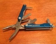 TSA Compliant Multitool
