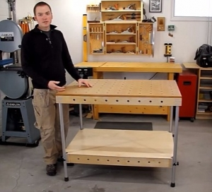 Portable Multi Purpose Table