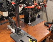 Drill Press Chuck Extension