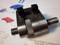 Micrometer Carriage Stop