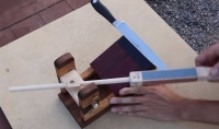 Guided Knife Sharpener
