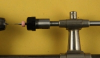 Tailstock Grinding Attachment