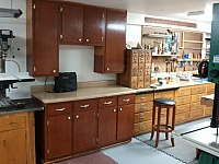 Kitchen Cabinet Shop Storage