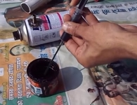 Paint Refill Tool