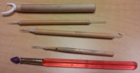 Clay Sculpting Tools