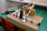 Round Knife Sharpening Jig