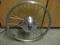 Motorized Wheel Modification