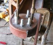 Adjustable Round Forming Anvil