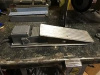 TIG Pedal Modification