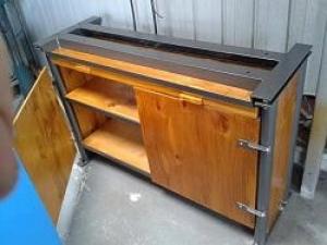 Amazing Homemade Lathe Bench Homemadetools Net Machost Co Dining Chair Design Ideas Machostcouk