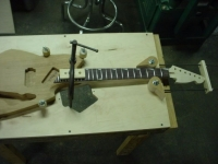 Neck Glue Up Jig