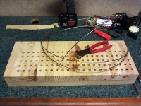 Fret Wire Cutting Jig