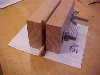 Saddle Sanding Jig