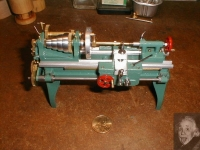 Minature Lathe