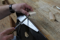 Hand Saw Sharpening Guides