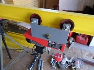 Homemade Hoist Trolley Homemadetools Net