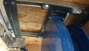 Homemade Hose Reel Bracket Homemadetools Net