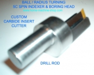 Ball and Radius Cutter