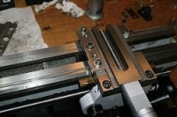 Lathe Carriage Lock